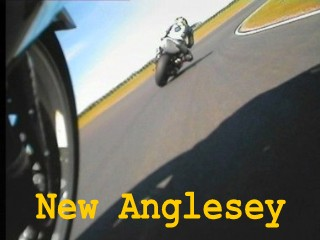 The new Anglesey circuit