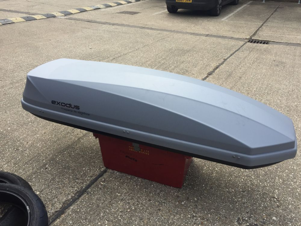 Exodus Roof Box Lost Keys 12 300 About Roof